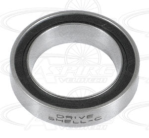 Chris King Rear R45 Outer Driveshell Bearing - Ceramic (Shimano)