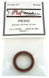 Phil Wood Bearing - PWX05 (Generic ID - 6805)