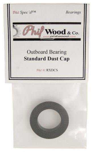 Phil Wood Outboard Bottom Bracket Bearing Dust Cover / Plastic Axle Support - Standard