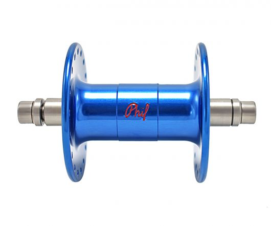 Phil Wood Classic Track Hub - Front