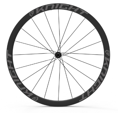 AVT Works Knight Composites Road Wheelset