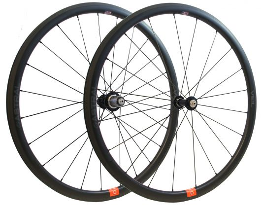 Astral Veil3 Carbon Road Wheelset
