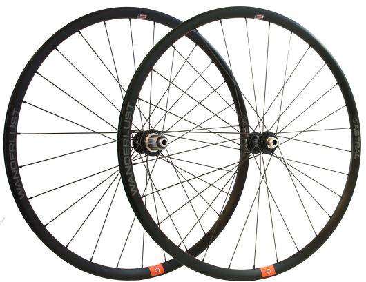 Astral Wanderlust Gravel Wheelset