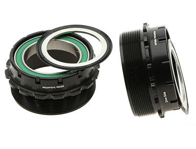 White Industries T47 Bottom Bracket - Black