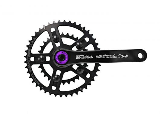 White Industries R30 Crankset (Road)
