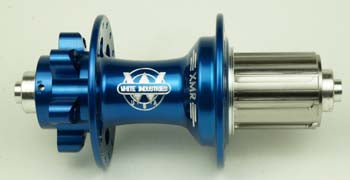 White Industries XMR Hub - Rear