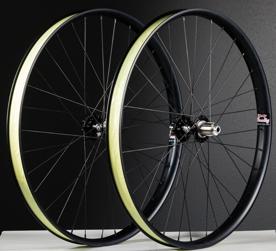 Velocity Alloy / White Industries Mountain Wheelset (Blunt SS, Blunt 35 or Dually)
