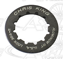 Chris King Lock Ring - Aluminum, 11t, Shimano