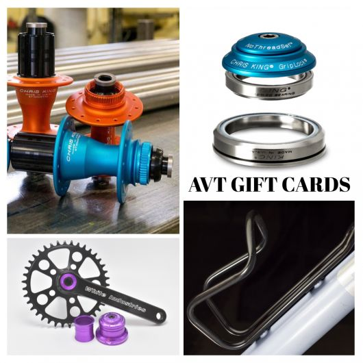 AVT Gift Card (Various $$ Amounts)