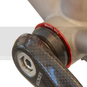 Wheels Mfg PF30 Adapter for 22/24mm (SRAM/Truvativ) Cranks