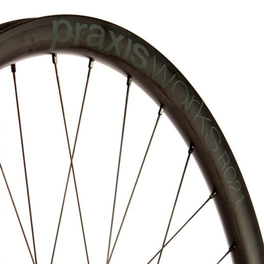 AVT Works Praxis RC21 Carbon Wheelset