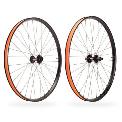 AVT Works Praxis AL32 Alloy Mountain Wheelset