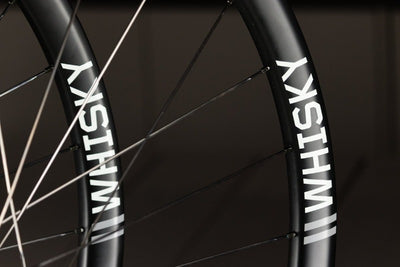 Whisky Parts No 9 Carbon 36W Wheelset