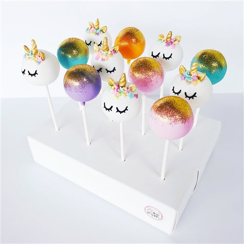 Unicorn Dust Cake Pops