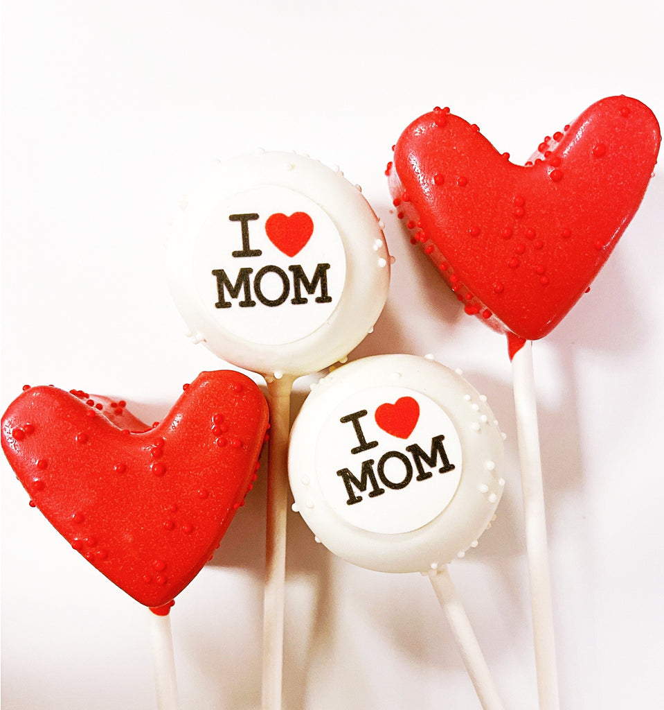 I Love Mom Dozen Cake Pops