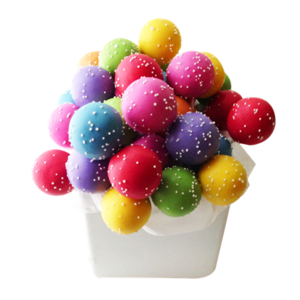 3 Dozens Assorted Cake Pop Arrangement