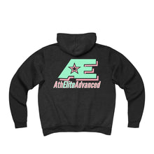 Load image into Gallery viewer, Mint & Ginger AthElite Advanced Logo Zip-Up Hoodie