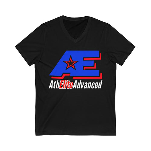 AthElite Advanced Classic Logo Unisex V-Neck