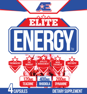 (4 CT) Elite Energy™ - The 5-in-1 Advanced Performance Pill™