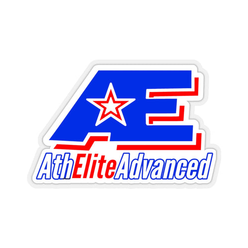 AthElite Advanced Logo || Kiss-Cut Stickers