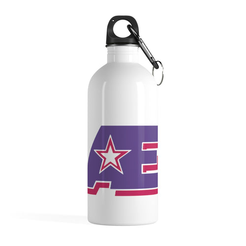 AE Logo (Pink & Purple) AthElite Advanced Stainless Steel Water Bottle