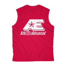 Load image into Gallery viewer, AthElite Advanced Logo Men's Sleeveless Performance Tee