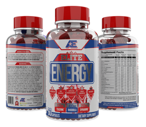 Elite Energy™ - The 5-in-1 Advanced Performance Pill™