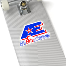 Load image into Gallery viewer, AthElite Advanced Logo || Kiss-Cut Stickers