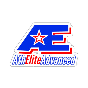 AthElite Advanced Kiss-Cut Sticker Version 2