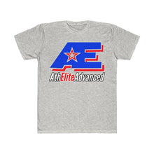 Load image into Gallery viewer, AthElite Advanced.com Logo | Unisex Fitted Tee