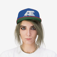 Load image into Gallery viewer, AthElite Advanced Logo Unisex Flat Bill Hat