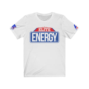 Elite Energy™ Signature T-Shirt Unisex Jersey Short Sleeve Tee