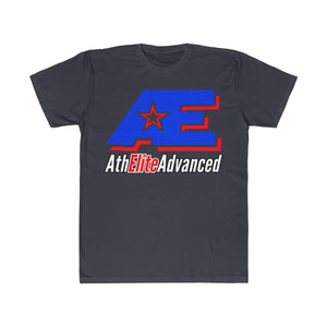 AthElite Advanced.com Logo | Unisex Fitted Tee