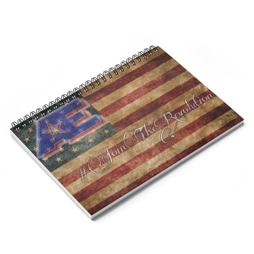 Old Glory AthElite Advanced Spiral Notebook