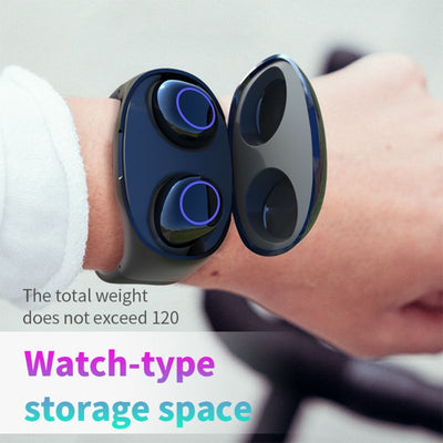 Smart Wristband Bluetooth Earphones Handsfree