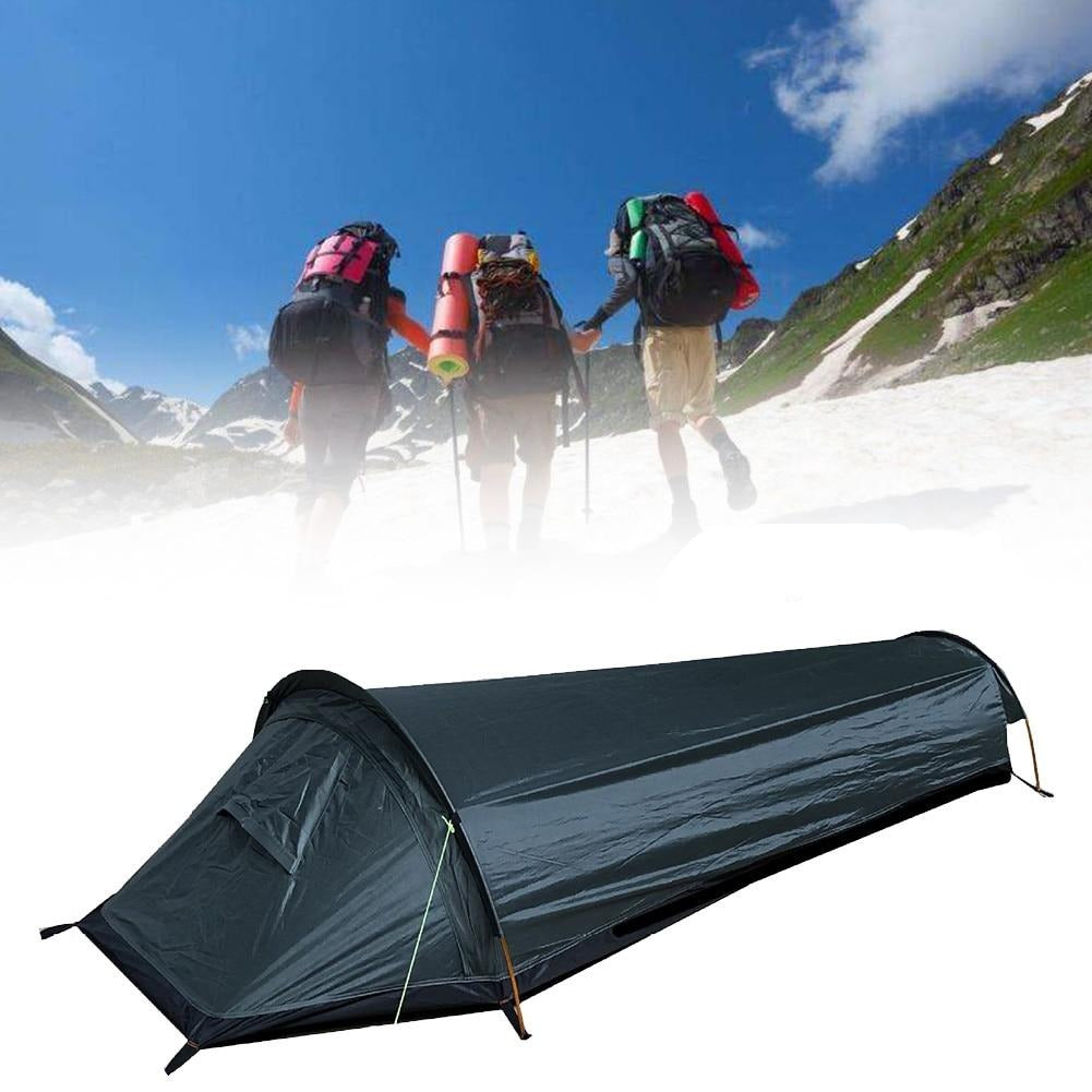 lightweight bag tent waterproof