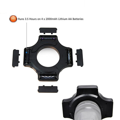 LED Macro Ring Flash Light for SLR/DSLR Camera 49 52 55 58 62 67 MM Lens