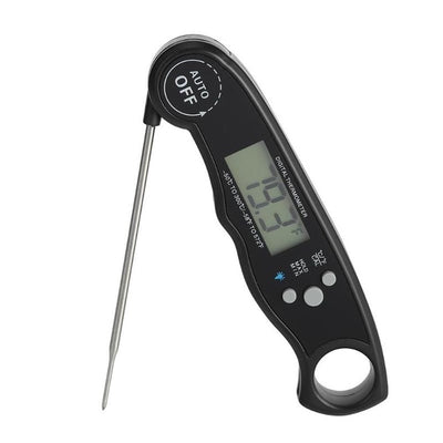 Electronic Probe Thermometer Waterproof Digital Food Meat Thermometer Baking BBQ Liquid Milk Thermometer Kitchen Gadgets