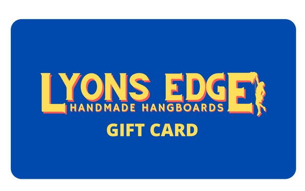 Lyons Edge Gift Card