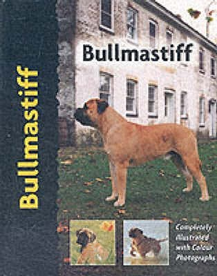 Bullmastiff by Juliett Cunliffe Petlove Series