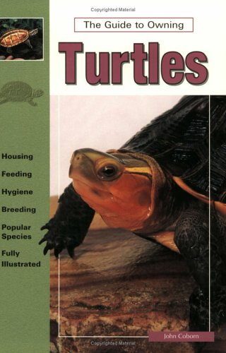 The Guide To Owning Turtles by John Coborn
