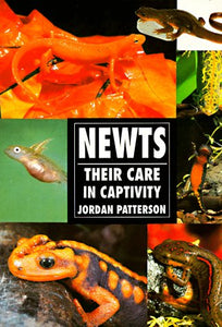 Newts: Their Care in Capitivity by Jordan Patterson