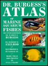 Dr. Burgess's Atlas of Marine Aquarium Fishes Second Edition by Dr. Warren E. Burgess