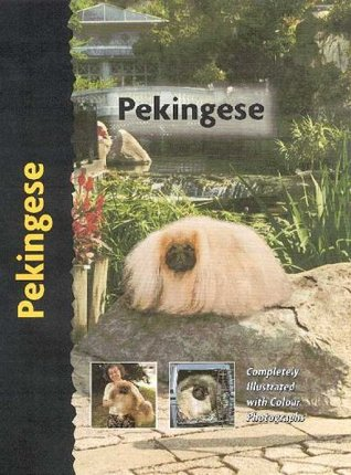 Pekingese (Pet love) by Juliette Cunliffe