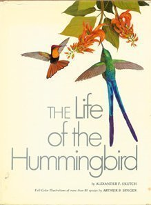 Life of the Hummingbird by Alexander F. Skutch