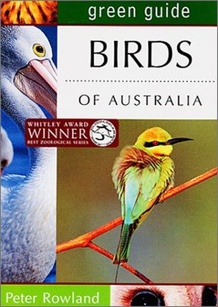 Birds of Australia by Peter Rowland