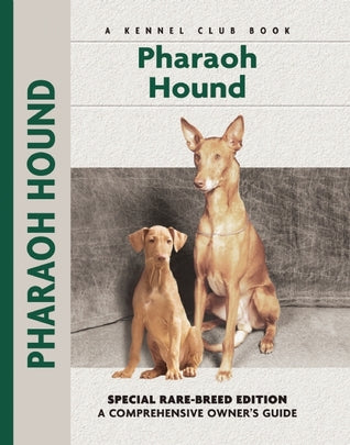 Pharaoh Hound by Juliette Cunliffe, Patricia Peters