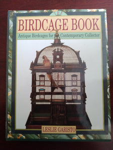 Bird Cage Book by Leslie Garisto