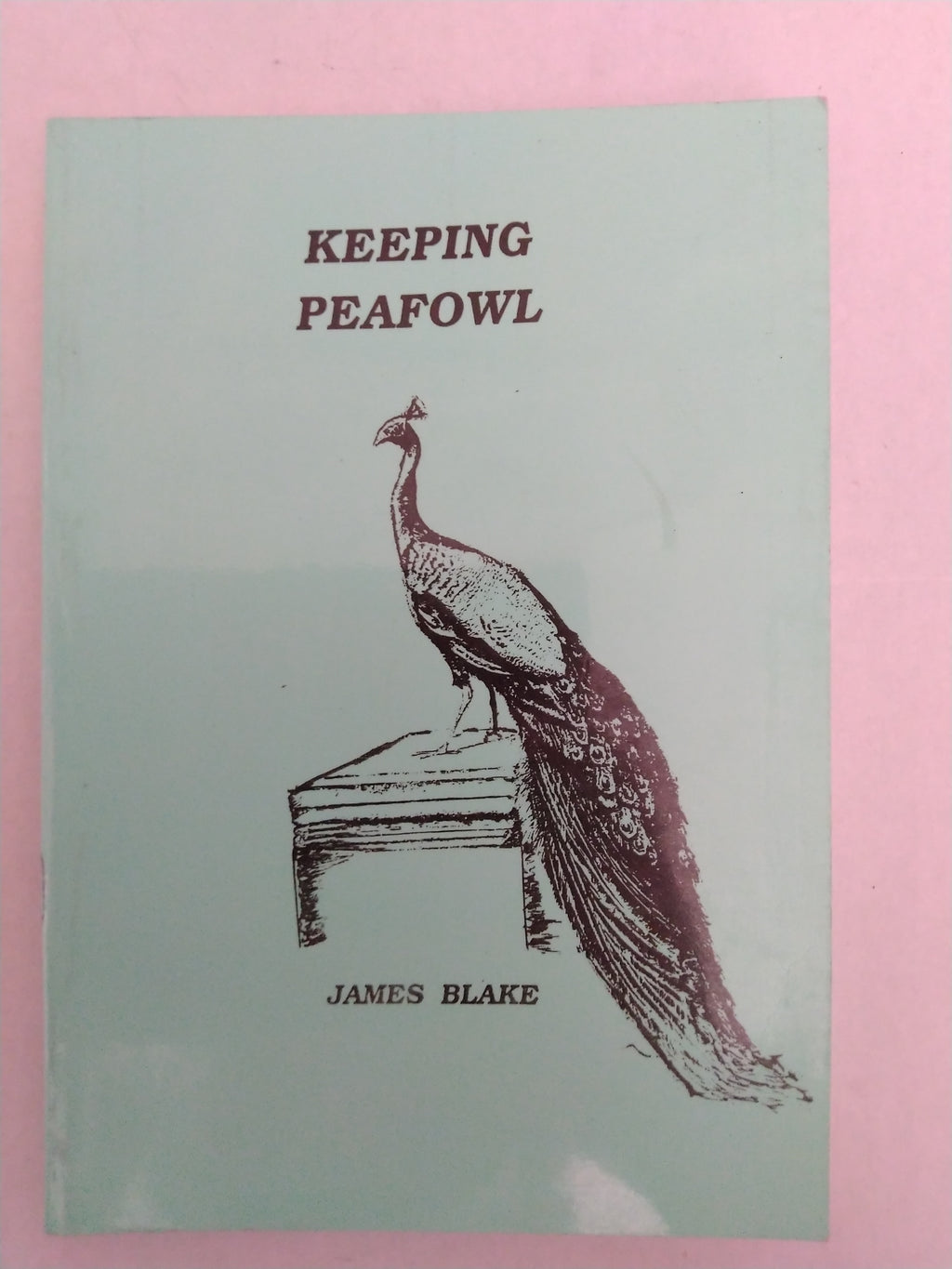 Keeping Peafowl James Blake