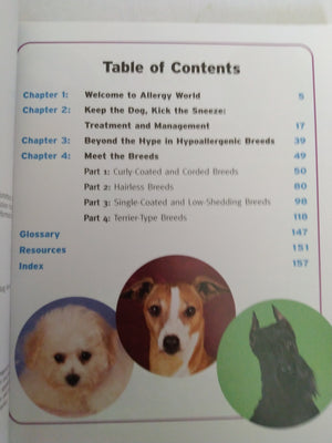Sneeze-Free Dog Breeds: Allergy Management & Breed Selection for the Allergic Dog Lover